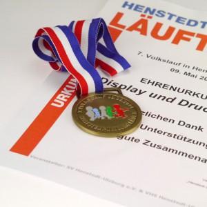 Henstedt-Ulzburg läuft