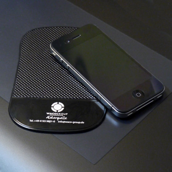 anti rutsch pad f r mobiltelefon display druck. Black Bedroom Furniture Sets. Home Design Ideas
