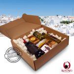 Gourmetbox mit Spezialitäten aus Andalusien