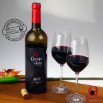 Wein von den Weinbergen um Cádiz