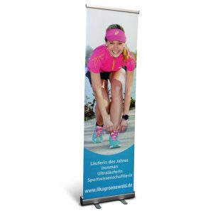 Roll-Up Banner Ilka